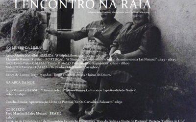 """O Museo Etnográfico da Limia acolle o """"I Encontro na Raia"""""""