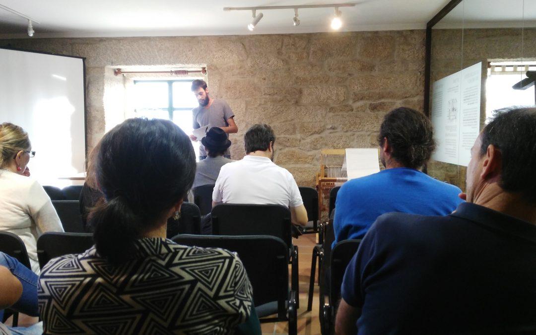 Unha fin de semana máis, a cultura abrazou Vilar de Santos