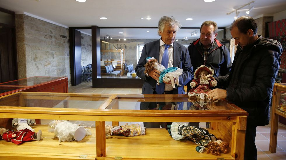 As bonecas chegan ao Museo