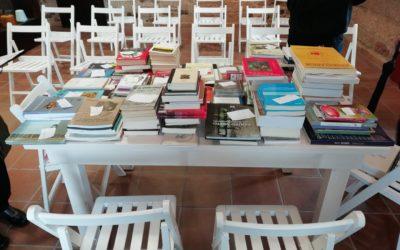 No mes das Letras, inauguramos a Biblioteca da Limia
