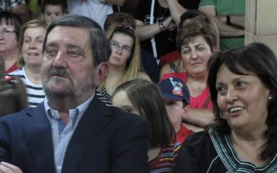 Nota de pesar polo falecemento de D. Carlos Cid Arregui.